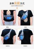 腰包男女多功能生意包收錢包手機包健身運動跑步裝備貼身防盜時尚   東川崎町