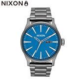 NIXON手錶 原廠總代理A356-2854THE SENTRY SS  潮流時尚鋼錶帶 男女 運動 生日情人節禮物