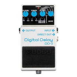 【金聲樂器廣場】全新 BOSS DD-3 Digital Delay 數位delay 效果器