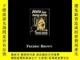二手書博民逛書店Death罕見Has Many DoorsY256260 Fredric Brown Blackmask.co
