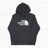【現貨】CLSK- The North Face TNF 帽T 經典LOGO 棉質 黑色 白字 北臉 男女版 NF0A3VHCJK3