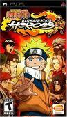 PSP Naruto Ultimate Ninja Heroes 火影忍者:終極英雄(美版代購)