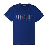 『小鱷魚童裝』彩色LOGO繡字T恤(08號~20號)557418