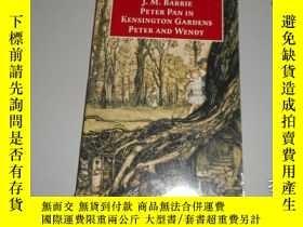 二手書博民逛書店Peter罕見Pan In Kensington Gardens