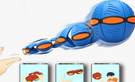 飛盤變形球飛碟球兒童戶外創意玩具