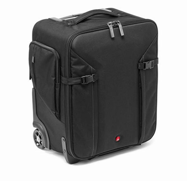 Manfrotto 曼富圖 MB MP-RL-50BB Roller bag 50 大師級 滾輪式 攝影包 【公司貨】
