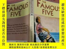 二手書博民逛書店the罕見famous five 著名的五個 9Y200392