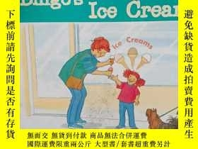 二手書博民逛書店bingo,s罕見ice cream...Y12498