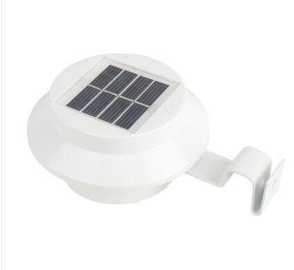 戶外燈太陽能燈戶外防水庭院燈家用LED光控燈室外道路圍墻壁燈門柱路燈