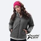 PolarStar 女 鋪棉保暖外套『暗灰』 P18214 戶外 休閒 登山 露營 保暖 禦寒 防風 鋪棉