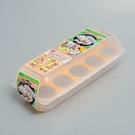 日本製【Sanada】雞蛋保存盒 10入/ D-5047