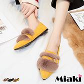 平底鞋日韓潮流保暖休閒包鞋娃娃鞋