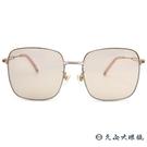 LASH 墨鏡 ANGUS PS04 (玫瑰金) 方框 韓國 太陽眼鏡 久必大眼鏡
