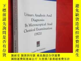 二手書博民逛書店Urinary罕見Analysis and Diagnosis