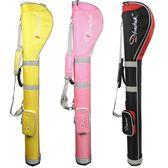 高爾夫槍包 球桿包 男女款球包 方便實用裝6-7支球桿