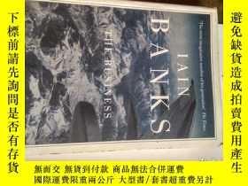 二手書博民逛書店IAIN罕見BANKS 外文原版Y14465