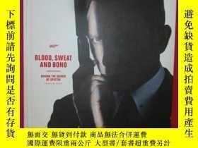 二手書博民逛書店Blood,罕見Sweat and Bond: Behind t