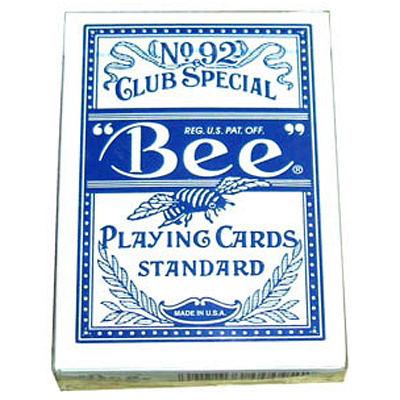 進口92撲克牌[藍]
