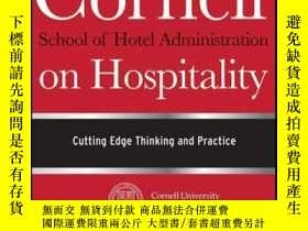 二手書博民逛書店The罕見Cornell School of Hotel Administration on Hospitalit