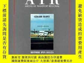 二手書博民逛書店ATR:罕見Avions de Transport Region