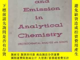 二手書博民逛書店X-ray罕見Absorption and Emission i