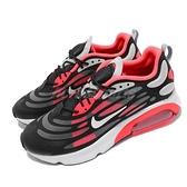 Nike 休閒鞋 Air Max Exosense 黑 白 紅 基本款 氣墊 男鞋 【ACS】 CT1644-002