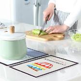✭慢思行✭【N321】吸水靜電自黏貼 廚房 居家 家用 空間 辦公室 浴室 防水 洗菜盆 吸濕