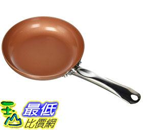 [8美國直購] 不沾鍋 Copper Chef A-00438-19 8吋 8吋 Round Fry Pan, 8吋 Copper