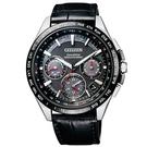 CITIZEN Eco-Drive  宇宙航道衛星對時腕錶-CC9015-03E
