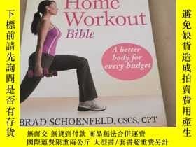 二手書博民逛書店WOMEN S罕見HOME WORKOUT BIBLE 婦女的家庭鍛煉聖經Y283241 看圖 看圖