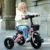 兒童三輪車 腳踏車1-3-2-6歲大號兒童車子寶寶嬰幼兒小孩3輪車童車【快速出貨八折下殺】