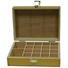 【奇奇文具】STAT NO.4 (大) 165×225mm 木質印章盒/印鑑箱/印章盒/印章箱/印章保管箱