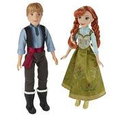 冰雪奇緣 迪士尼Disney 孩之寶Hasbro 人物角色2入組 阿克&安娜 B5168