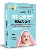 (二手書)懷孕、生產、育兒三合一大百科:從懷孕第一天起,讓妳好孕、順產、輕鬆養
