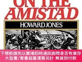 二手書博民逛書店Mutiny罕見on the Amistad: The Events that Inspired the Majo
