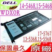 DELL電池(原廠)-戴爾 WDX0R,0WDX0R,13 5368電池,13 5378,15 5565,15 5568電池,15 7569,17 5765,17 5767電池