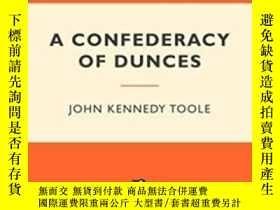 二手書博民逛書店A罕見Confederacy Of Dunces-蠢貨聯盟Y436638 Toole John Kenned