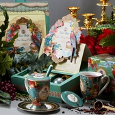 [新品上市]魔法森林花果茶骨瓷禮盒(含骨瓷杯組)