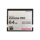 【EC數位】SanDisk Extreme PRO CFast 2.0 64GB CFast 記憶卡 公司貨