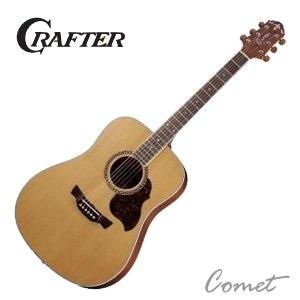 Crafter D7/N 單板民謠吉他【韓國廠/木吉他/D7-N/D7N】