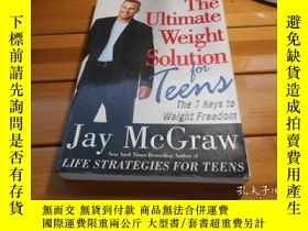二手書博民逛書店The罕見Ultimate Weight Solution fo