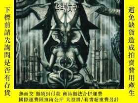 二手書博民逛書店【罕見】1991年出版 H. R. Giger s NecronomiconY226683 H. R. Gig