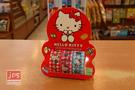 Hello Kitty 凱蒂貓 裝飾紙膠帶 玩具 紅 內含3捲 957328