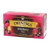 【Twinings唐寧茶】綜合野莓茶(2g*25包)