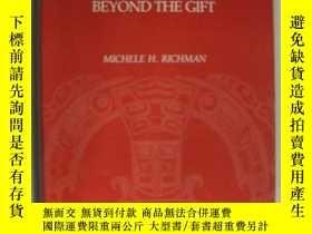 二手書博民逛書店Reading罕見Georges Bataille : Beyond The GiftY255562 Mich