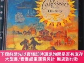 二手書博民逛書店California's罕見Own History(精裝)館書Y342 John and LaRee Caug