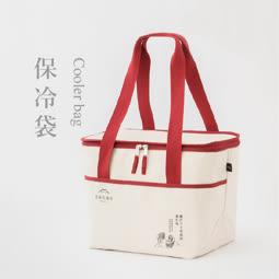 獨家果貿眷村【設計款保冷袋】