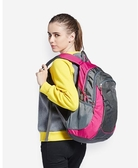 休閒運動背包後背包女書包中學生男時尚大容量輕便旅遊旅行包 LX 韓流時裳