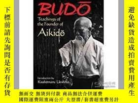 二手書博民逛書店Budo:罕見Teachings of the Founder