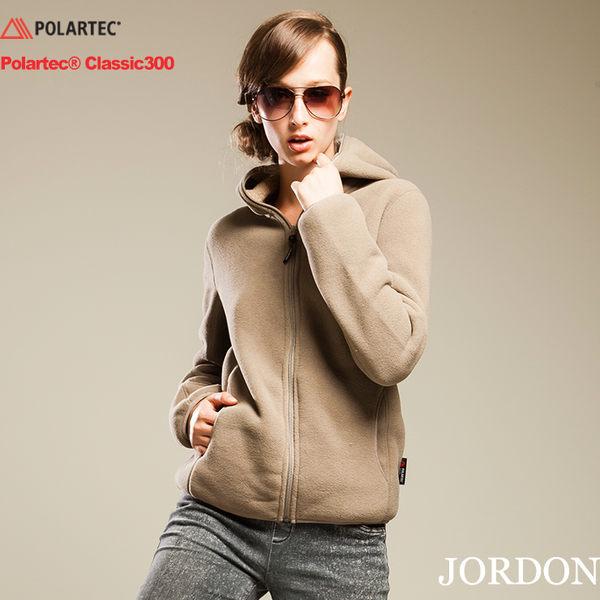 【JORDON 】 POLARTEC Classic 300 保暖厚刷毛外套/女款 730